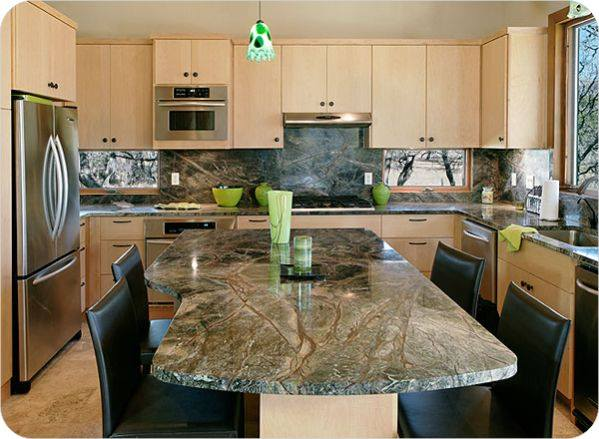 Why Granite Or Marble Are The Perfect Finishing Touch For Your Home